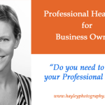 Hayley Photography Brisbane headshot photographer business portrait real estate headshot